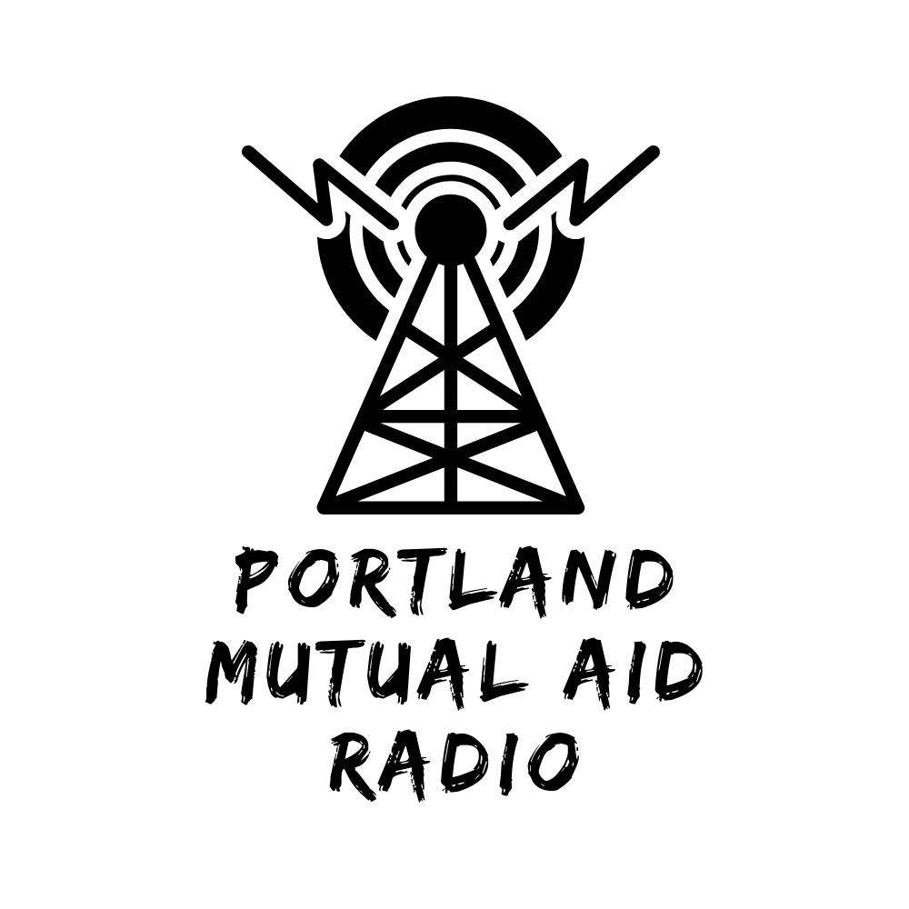 Logo: Portland Mutual Aid Radio